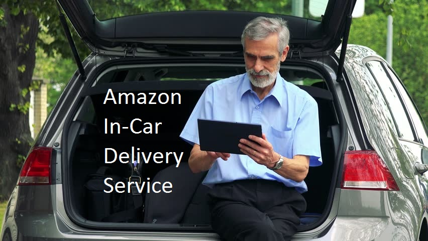 Amazon In-Car Delivery Explained