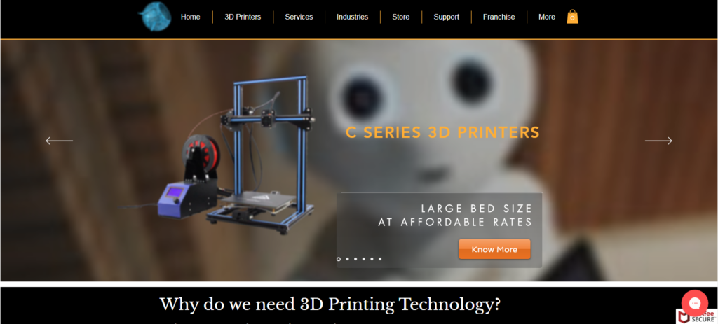 3d-printing-Indian-companies-JGroup-Robotics